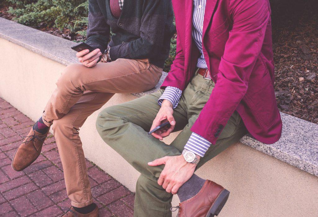 styling mannen